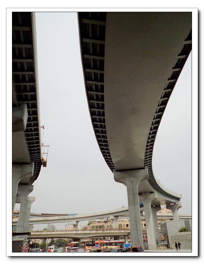 一桥凌飞跨东西 二环即将变通途
