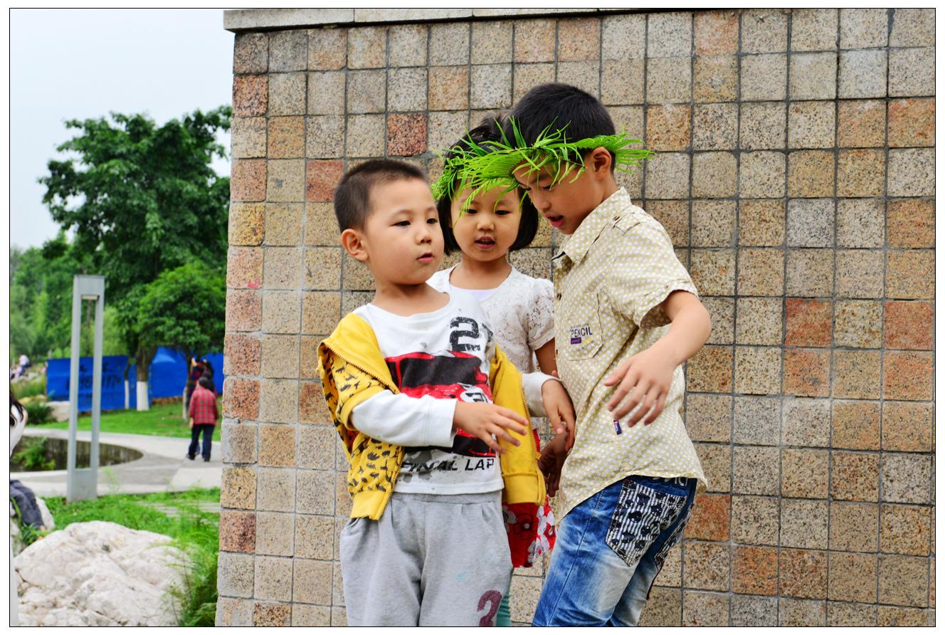 成都锦城公园随拍