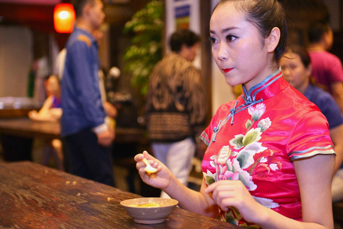【春熙坊】唐宋美食街 舌尖美味
