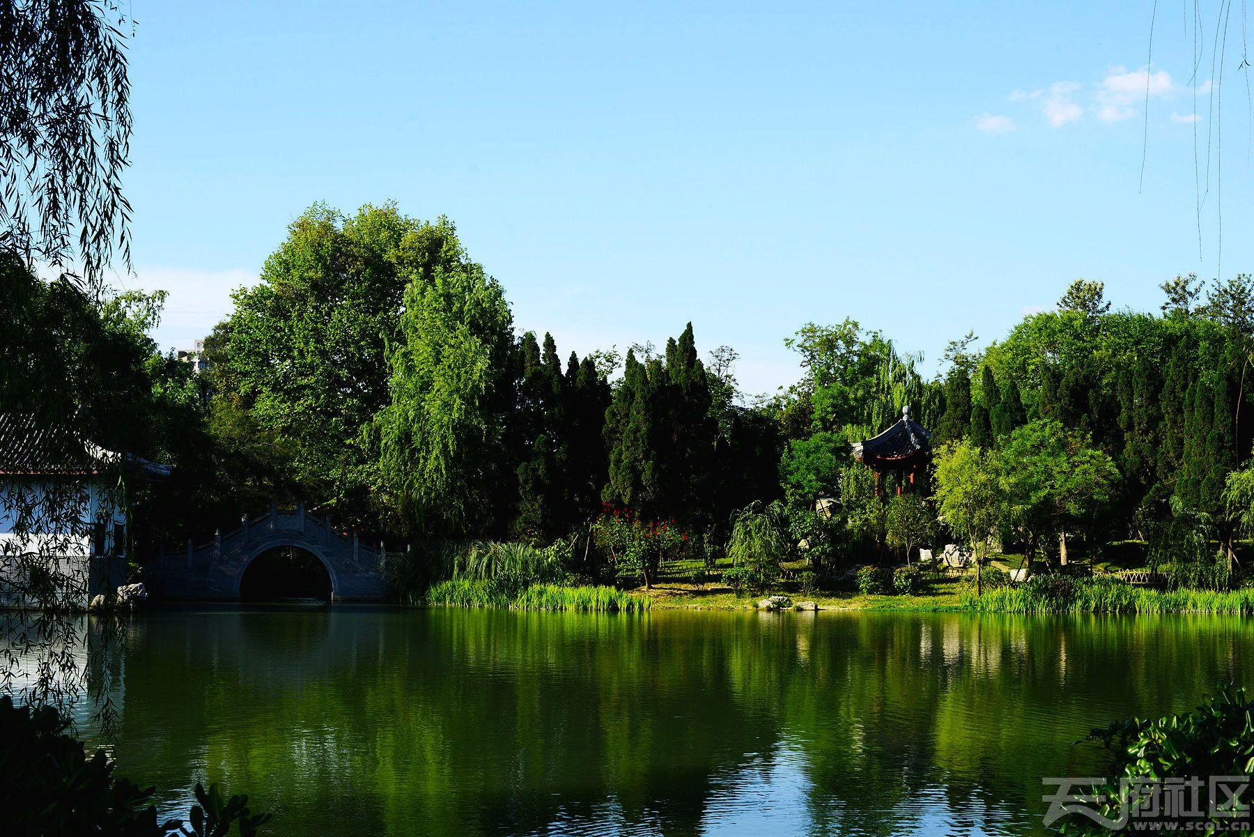 成都南郊公园