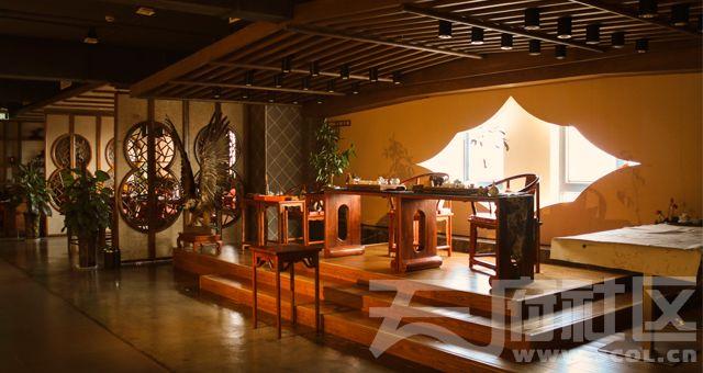 围炉夜话茶书院