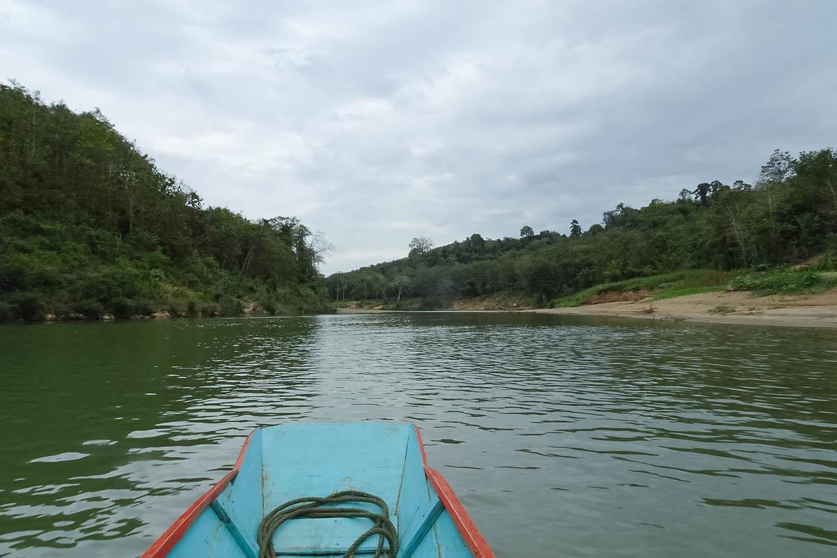 【老挝游】走近森林秘境