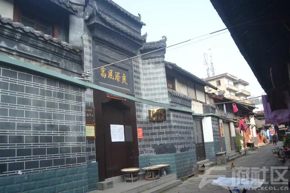 韩家大院是和平街建筑得最好的大院.jpg