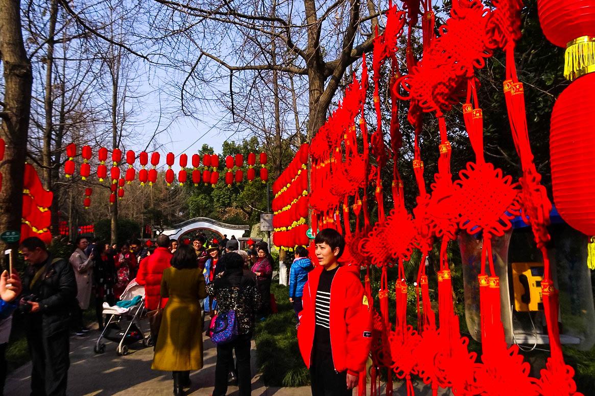 【春暖花开时】百花潭公园的春天