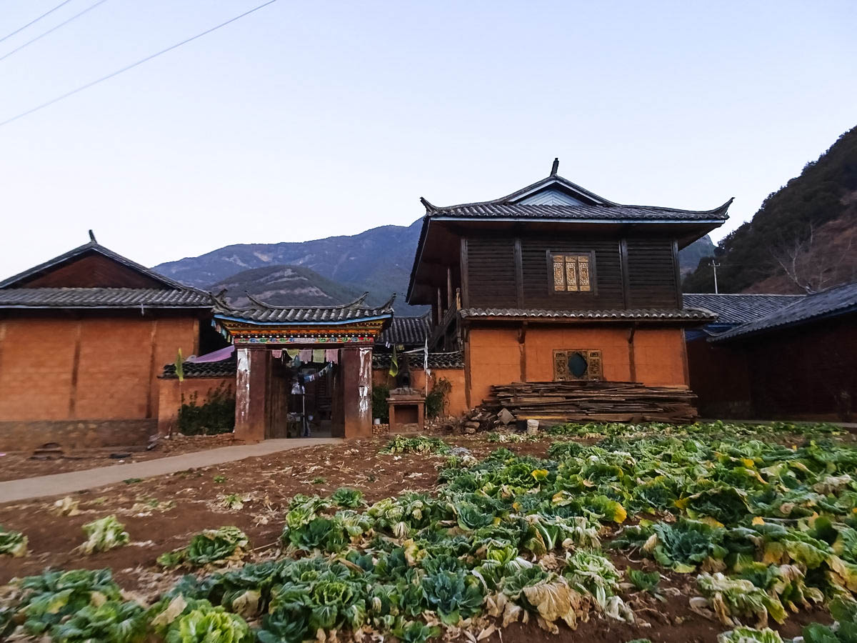 【游泸沽湖】走进格萨古村落