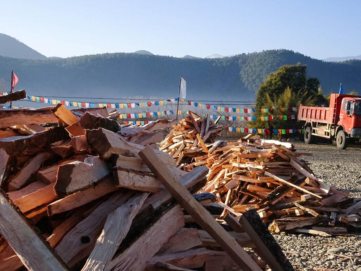 【游泸沽湖】原生态的格萨村