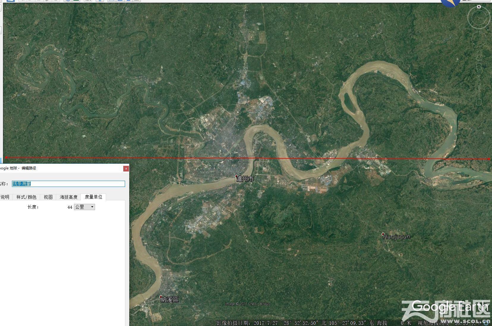 不说的话,找个陌生人看看泸州机场在哪里