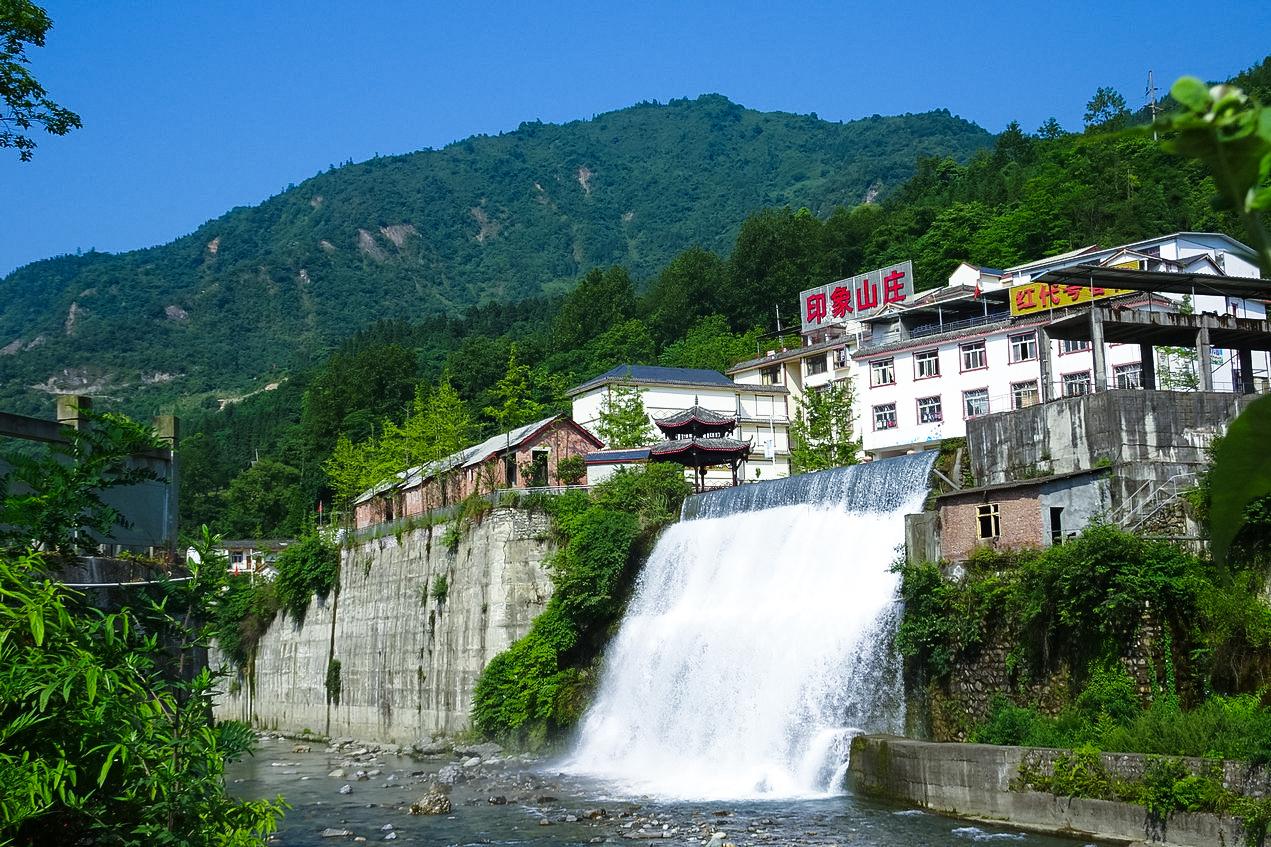 【川西生态区】走进震后的水磨羌城