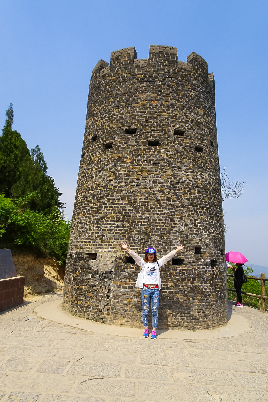 【豫北行】葛亮村的炮楼