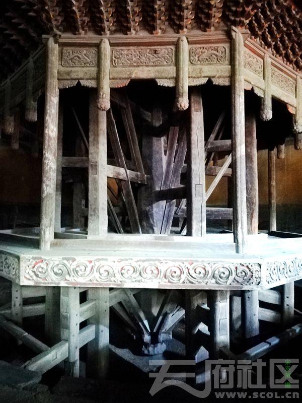 最古老、最大的木质转轮藏.jpg