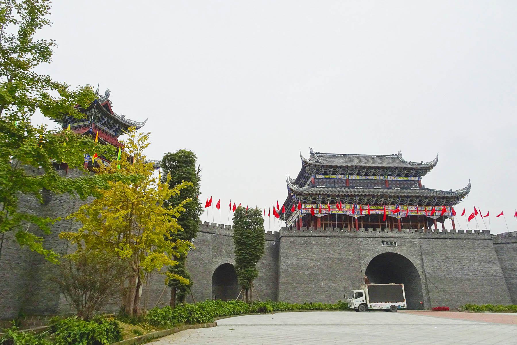 #今日立冬#带你去看看青城县