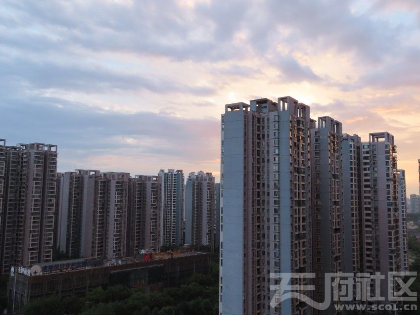 蓉城美景-2019年端午节成都黄炳炎摄