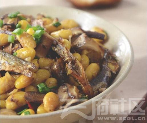 香菇黄豆焖火培鱼.png