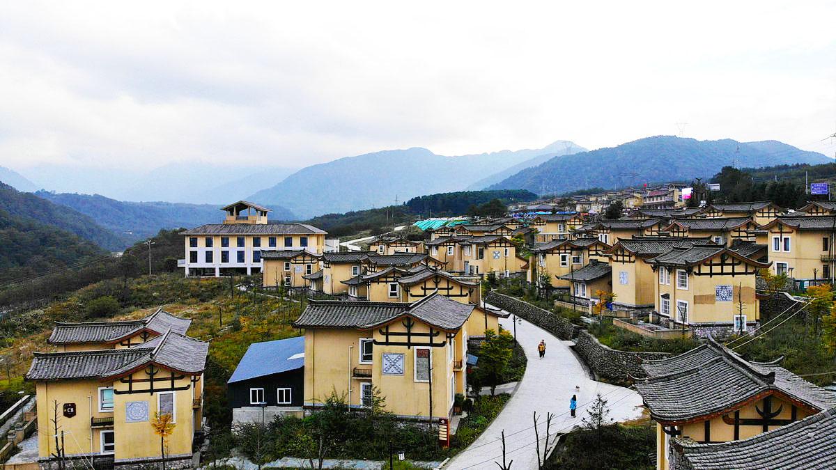 【70年国庆】登高望远看孟获村