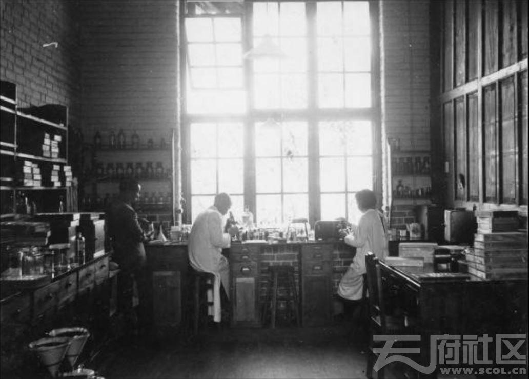 17 华西大学 病理学实验室 ca.1942.JPG