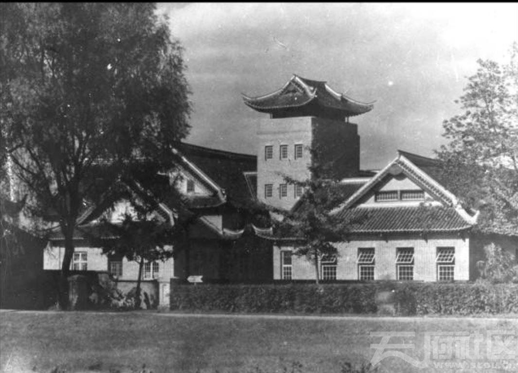 69 华西大学 牙科(口腔)学院大楼 ca.1945.JPG