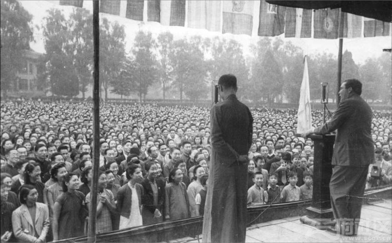 28 华西大学 集会 ca.1942.JPG