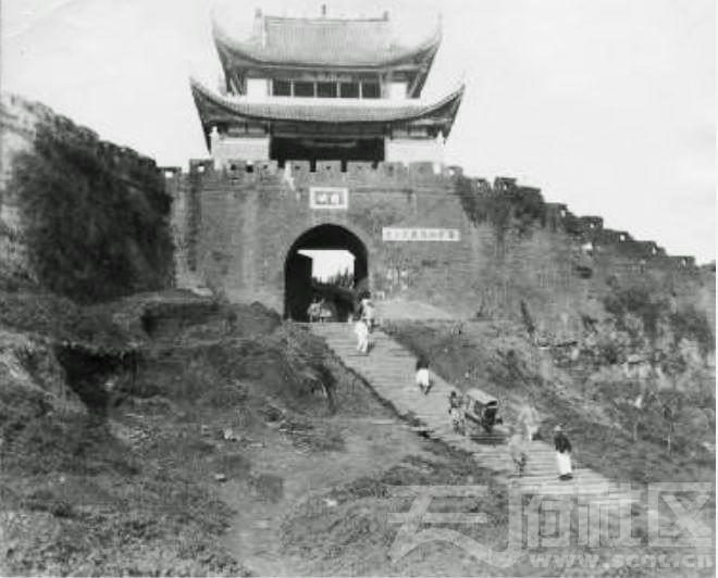 15 乐山 西门 1915-1925.JPG