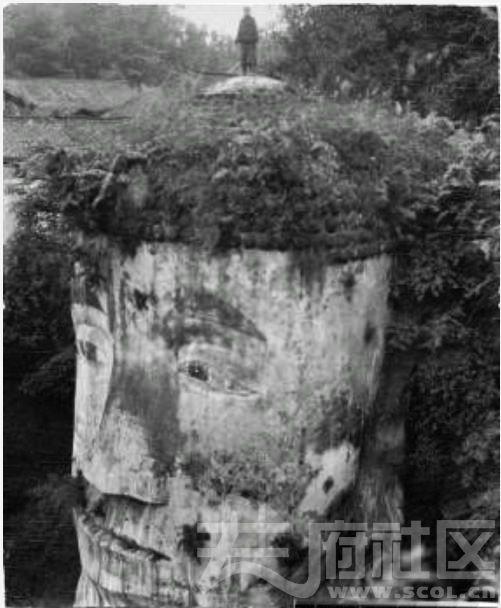 21 乐山 大佛 1915-1925.JPG