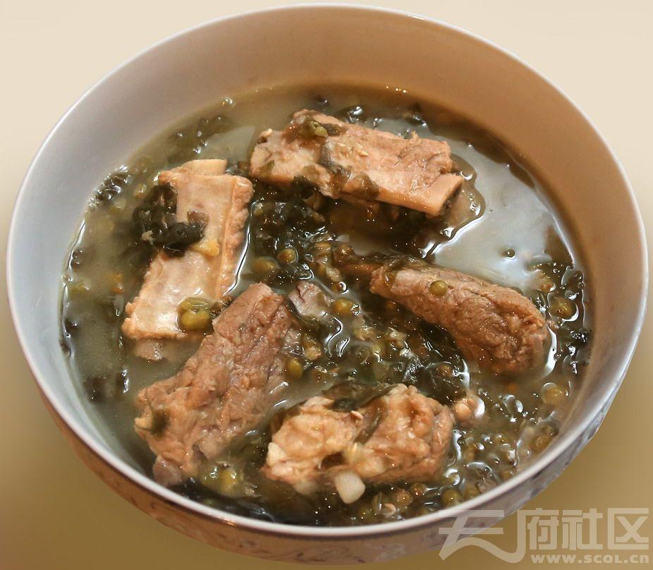 紫菜绿豆排骨汤.JPG
