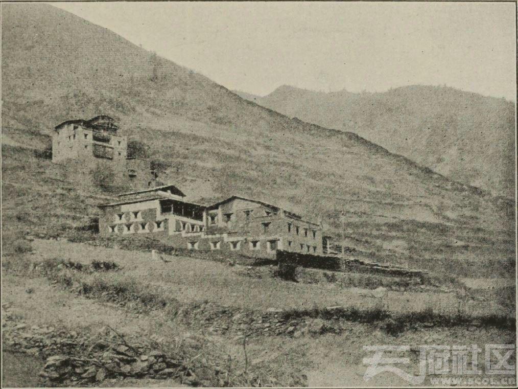 62 理县 米亚罗 喇嘛客栈和头人住宅  1896.JPG