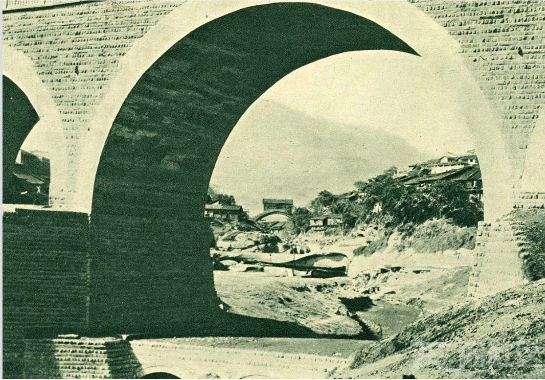 16 万县 杨柳嘴 万蓉古道第一街 1934 .4.15..JPG