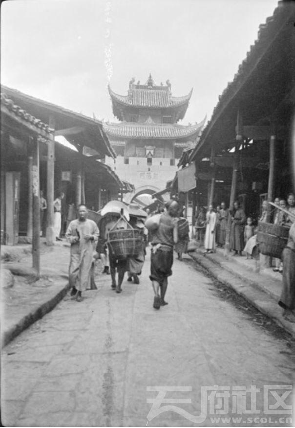 3 射洪 太和镇 朝阳门 1917.JPG