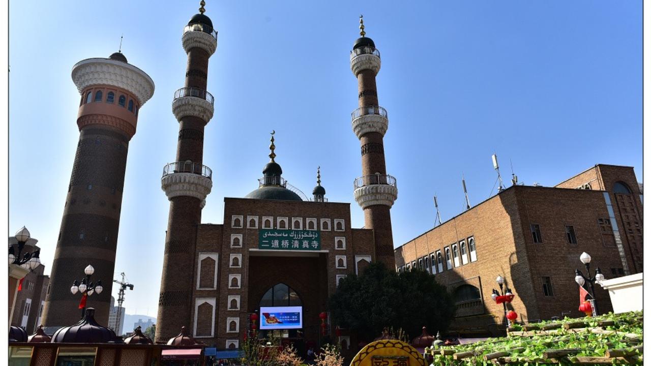 新疆之行采风之:国际大巴扎
