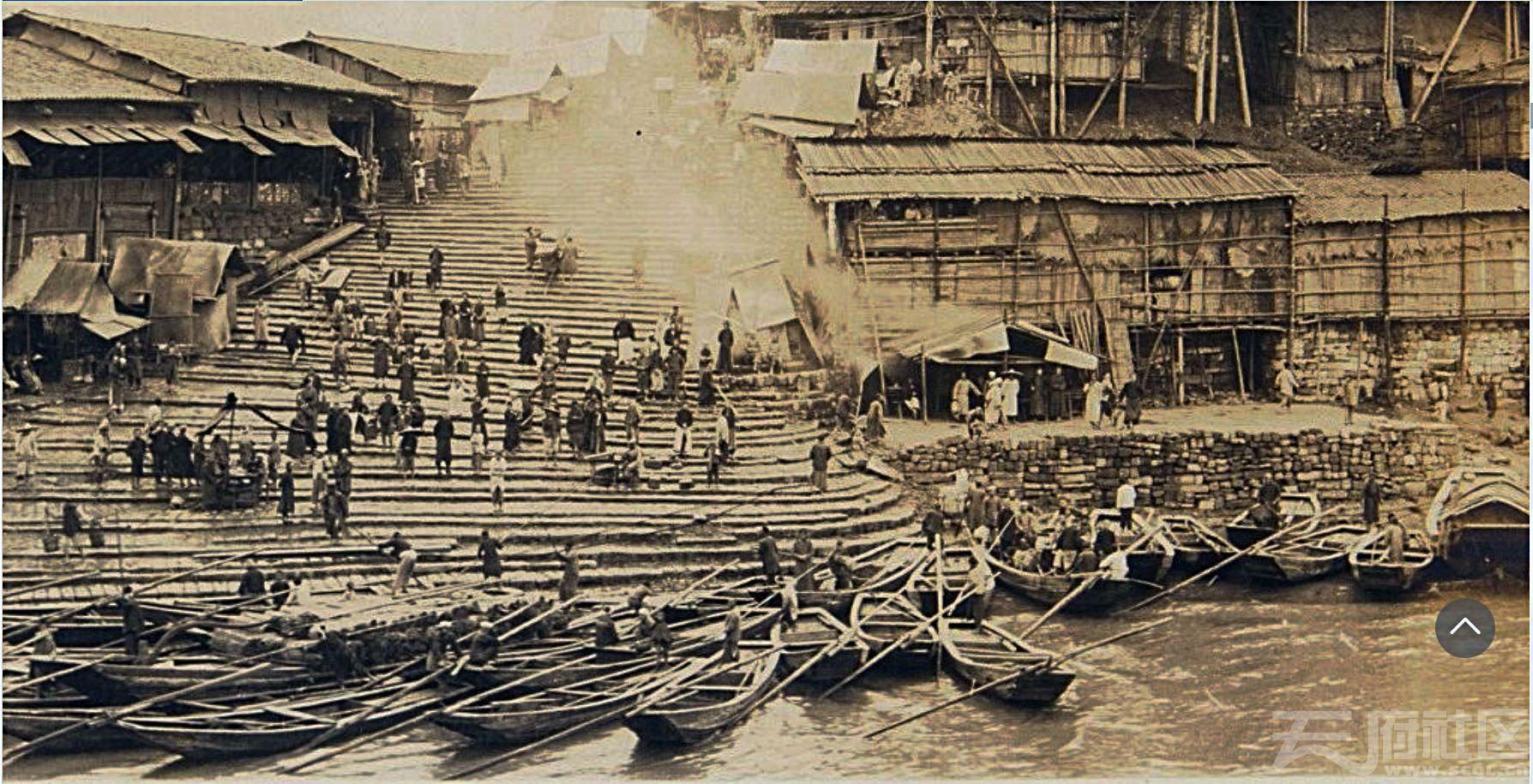 10 朝天门 码头 1926.8. 岛崎役治摄.JPG