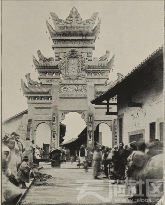 5 万县 西溪铺 古街遗迹尚存 1898.png