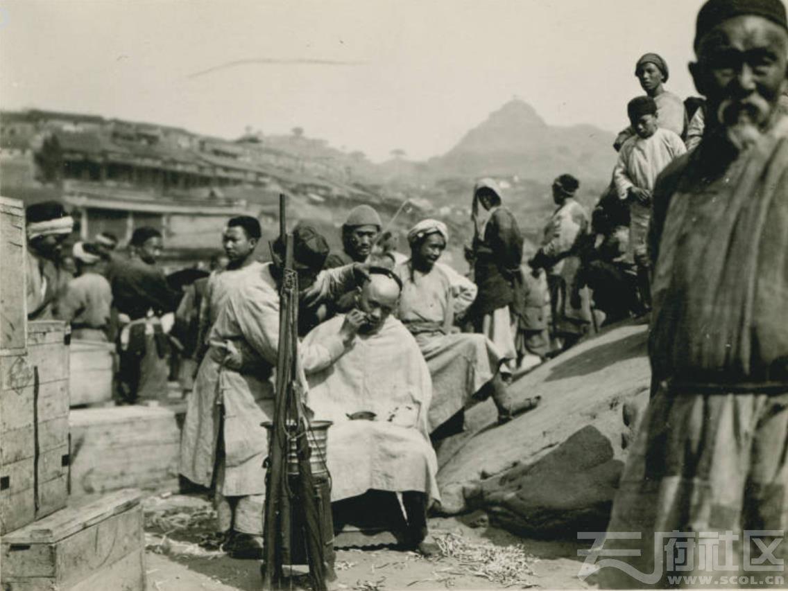 2 万县 南门河坝 张伯林登陆赴蓉 1909.3..jpg