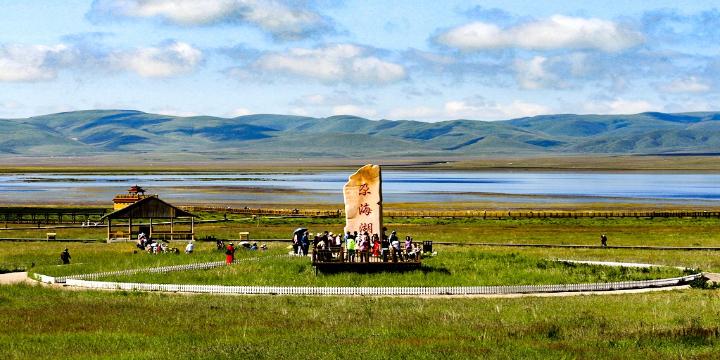 2021川西北甘南行----尕海湖