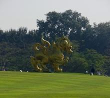 【大千世界】泰国清迈麒麟公园的瓜果花卉