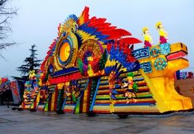 玛雅之光与古蜀文明----第十一届成都金沙太阳节