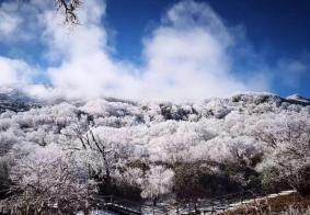 太子岭滑雪场周末开业