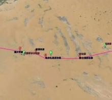 内蒙古四海为家户外第二次腾格里沙漠全穿越游记