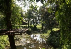 【大千世界】老挝万荣的坦江公园