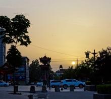 【五一假期】少华山(华县)的清晨