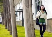 【外拍】青春无极限 走向远方的姑娘