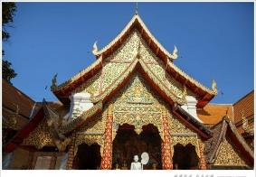 圣地  双龙寺 —— 泰国清迈  行摄记忆 (第 2 辑)