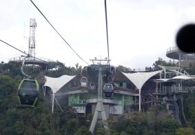 【大千世界】兰卡威的高山缆车