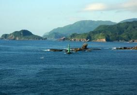 【大千世界】日本宫崎县海况复杂的油津港