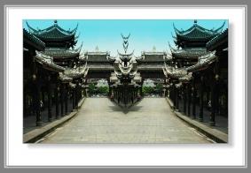 【【  黄 龙 溪 廊 桥  】】………………