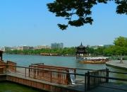 【国庆】东边日出西边雨__西湖小景