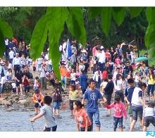 【避暑】白沐江流过的古镇