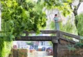周庄 | 除了陈逸飞画笔下的双桥,这里还有12座古桥,每一座都有故事