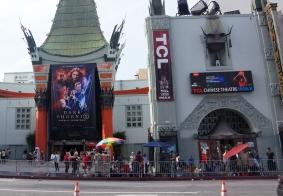 【大千世界】新片首映式上的红地毯