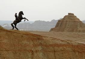 2016年7.8月自驾新疆第十二天-乌尔禾魔鬼城