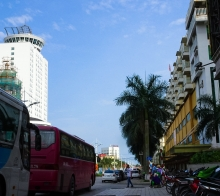 【南行记】越南芒街扫描