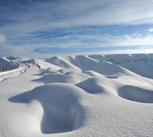 喀拉峻|一场大雪纷飞的遇见